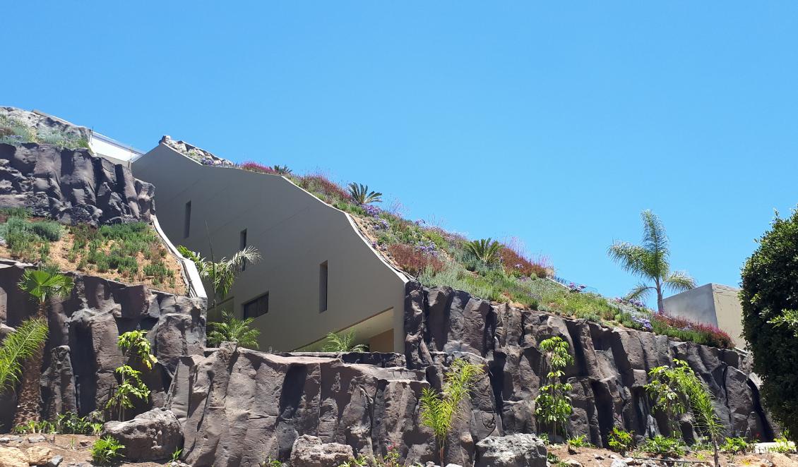 arquitectura pasiva glassydur hotel victoria gf cubierta ajardinada