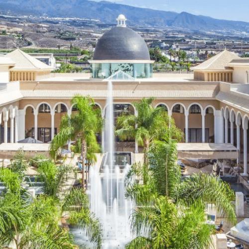 Gran Meliá Palacio Guía de Isora