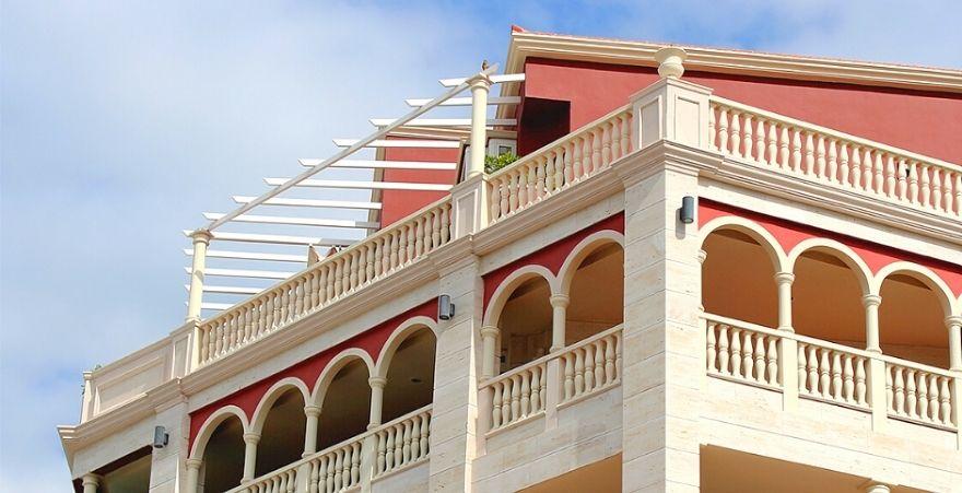 Elementos arquitectónicos grc